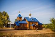 Церковь Успения Пресвятой Богородицы - Верхний Мамон - Верхнемамонский район - Воронежская область