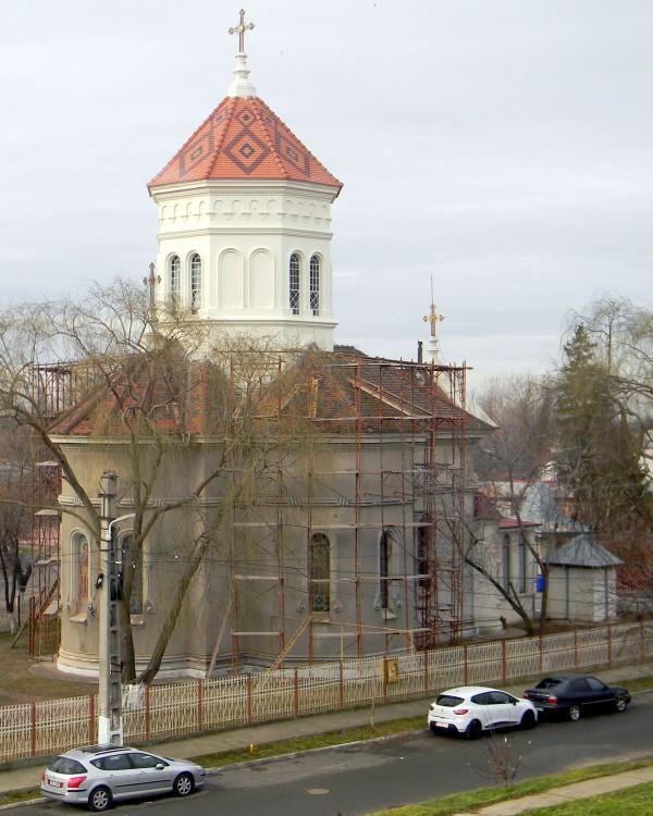 Румыния, Брэила, Брэила. Церковь Мины великомученика, фотография.