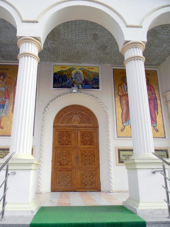 Румыния, Брэила, Брэила. Церковь Параскевы Сербской, фотография.