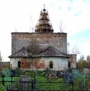 Церковь Рождества Пресвятой Богородицы - Андреевское - Сусанинский район - Костромская область