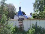 Старое Шамордино. Скит Казанской Амвросиевской пустыни. Церковь иконы Божией Матери