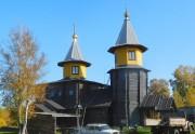 Кисленка. Казанской иконы Божией Матери, церковь