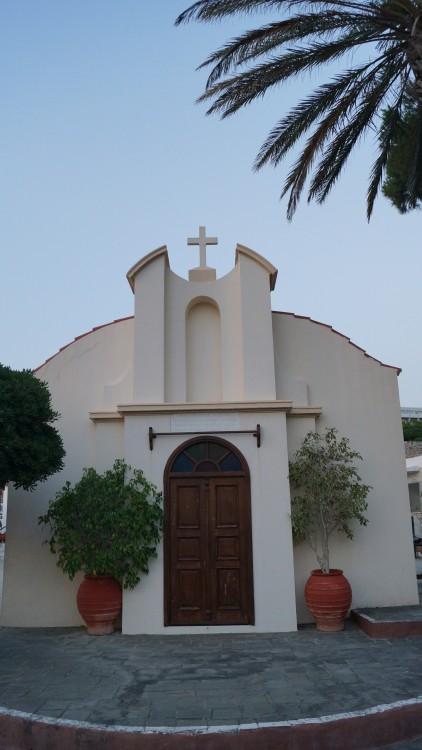 Монастырь Пресвятой Богородицы Фанеромени, Родос