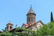Тбилиси. Всех Святых, церковь