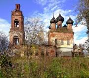 Церковь Введения во храм Пресвятой Богородицы - Буяково - Сусанинский район - Костромская область