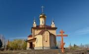 Калмыцкие Мысы. Владимирской иконы Божией Матери, церковь