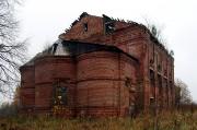 Церковь Рождества Христова - Крутец - Устюженский район - Вологодская область