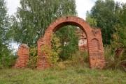 Нижнее Мошево. Николая Чудотворца, церковь