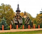 Церковь Димитрия Солунского в Береговом - Ладушкин - Ладушкинский городской округ - Калининградская область