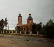 Новая Игирма. Серафима Саровского, церковь