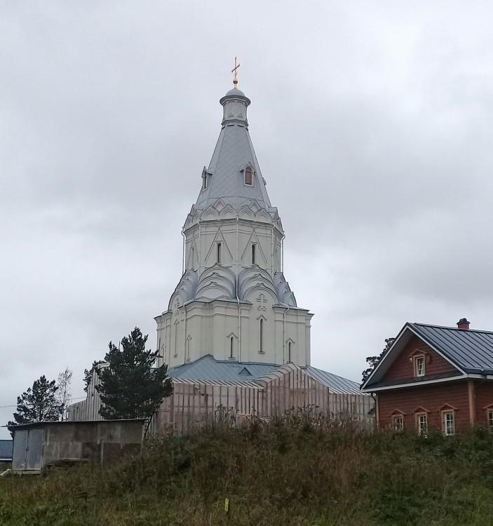 Спасо-Преображенский Валаамский монастырь. Авраамиевский скит, Валаамские острова