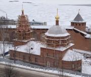 Нижегородский район. Кремль. Церковь Страстной иконы Божией Матери (воссозданная)