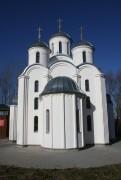 Церковь Иверской иконы Божией Матери - Устье - Сычёвский район - Смоленская область