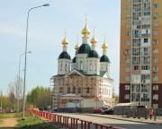 Автозаводский район. Георгия Владимирского, церковь