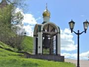 Нижегородский район. Звонница с набатным колоколом