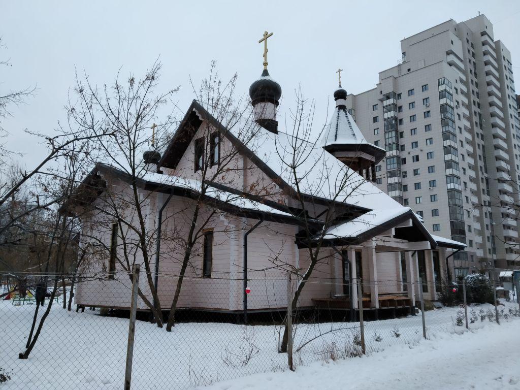 Церковь Николая Чудотворца в Южном Измайлове, РњРѕСЃРєРІР°
