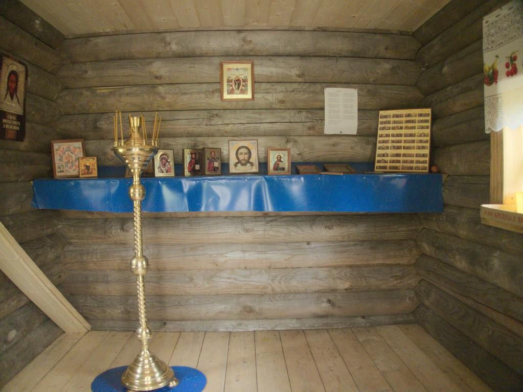 Архангельская область, Плесецкий район, Аверкиевская. Часовня иконы Божией Матери