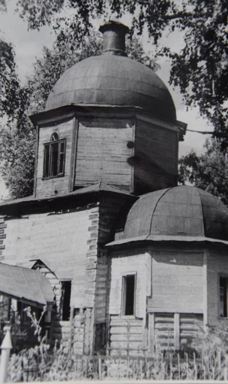 Церковь Всех Святых, Душоново