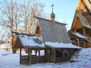 Сольба. Николо-Сольбинский женский монастырь. Церковь Антония и Феодосия Печерских