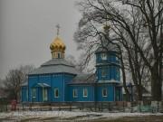 Церковь Воскресения Христова - Ольманы - Столинский район - Беларусь, Брестская область