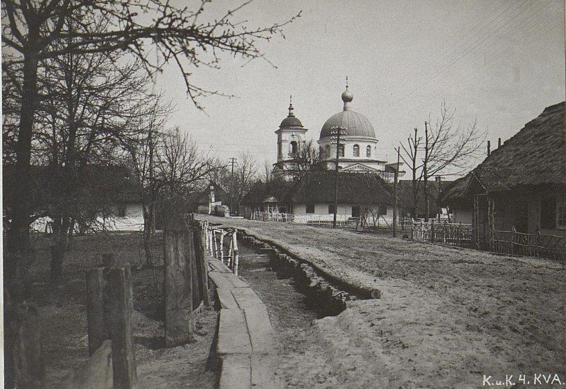 Церковь Николая Чудотворца, Осекров
