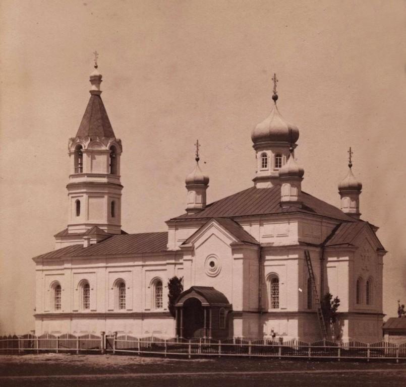 Церковь Александра Невского, Серафимович