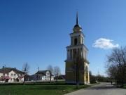 Селижарово. Селижаров Троицкий монастырь. Колокольня