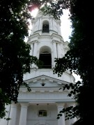 Мгарь. Спасо-Преображенский Мгарский монастырь. Колокольня