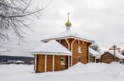 Камешница. Димитрия Солунского (новая), церковь