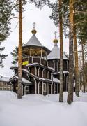 Мирный. Георгия Победоносца, церковь
