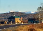 Церковь Илии Пророка - Тибельти - Слюдянский район - Иркутская область