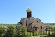 Церковь Покрова Пресвятой Богородицы - Пелагиада - Шпаковский район - Ставропольский край