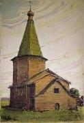 Заостровье (Яковлевская). Михаила Архангела, церковь