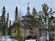 Кильдинское, озеро. Сергия Радонежского на Кильдинском озере, церковь