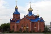 Церковь Покрова Пресвятой Богородицы - Нововаршавка - Нововаршавский район - Омская область