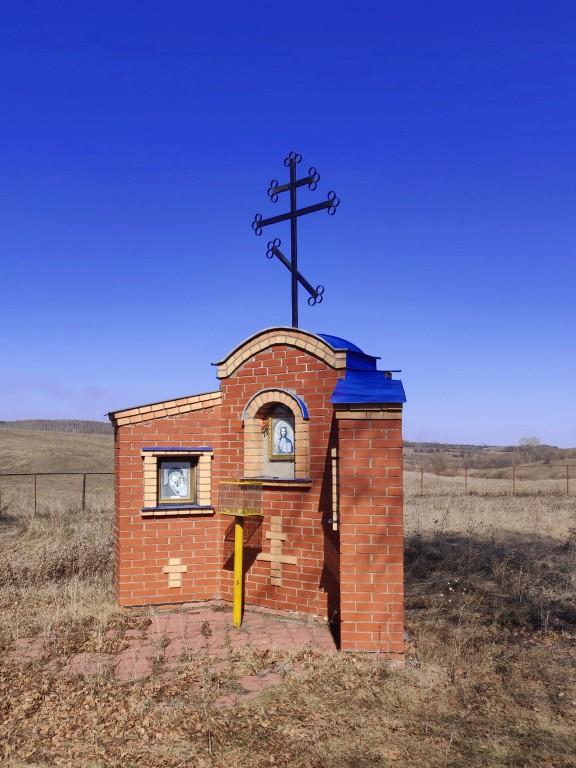 Республика Татарстан, Чистопольский район, Средний Толкиш. Неизвестная часовня, фотография. фасады