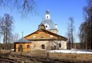 Церковь Воскресения Христова - Троицкое - Шарьинский район - Костромская область