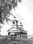Церковь Успения Пресвятой Богородицы - Лужково - Очёрский район - Пермский край