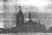 Нововознесенск (Кумин). Вознесения Господня, церковь