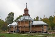 Рёконьская пустынь. Рёконьская пустынь. Церковь Матроны Московской