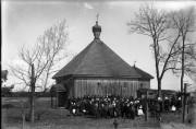 Неизвестная церковь - Велюнь - Брестский район - Беларусь, Брестская область