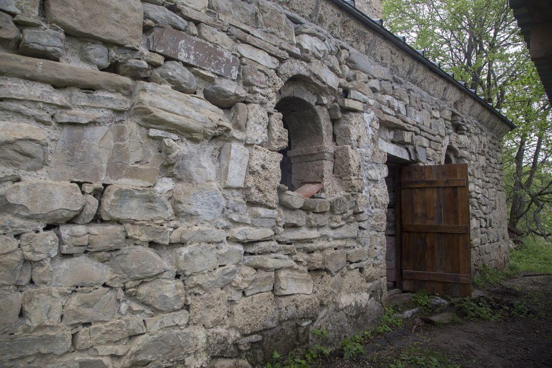 Прочие страны, Южная Осетия, Армази. Церковь Георгия Победоносца, фотография. архитектурные детали