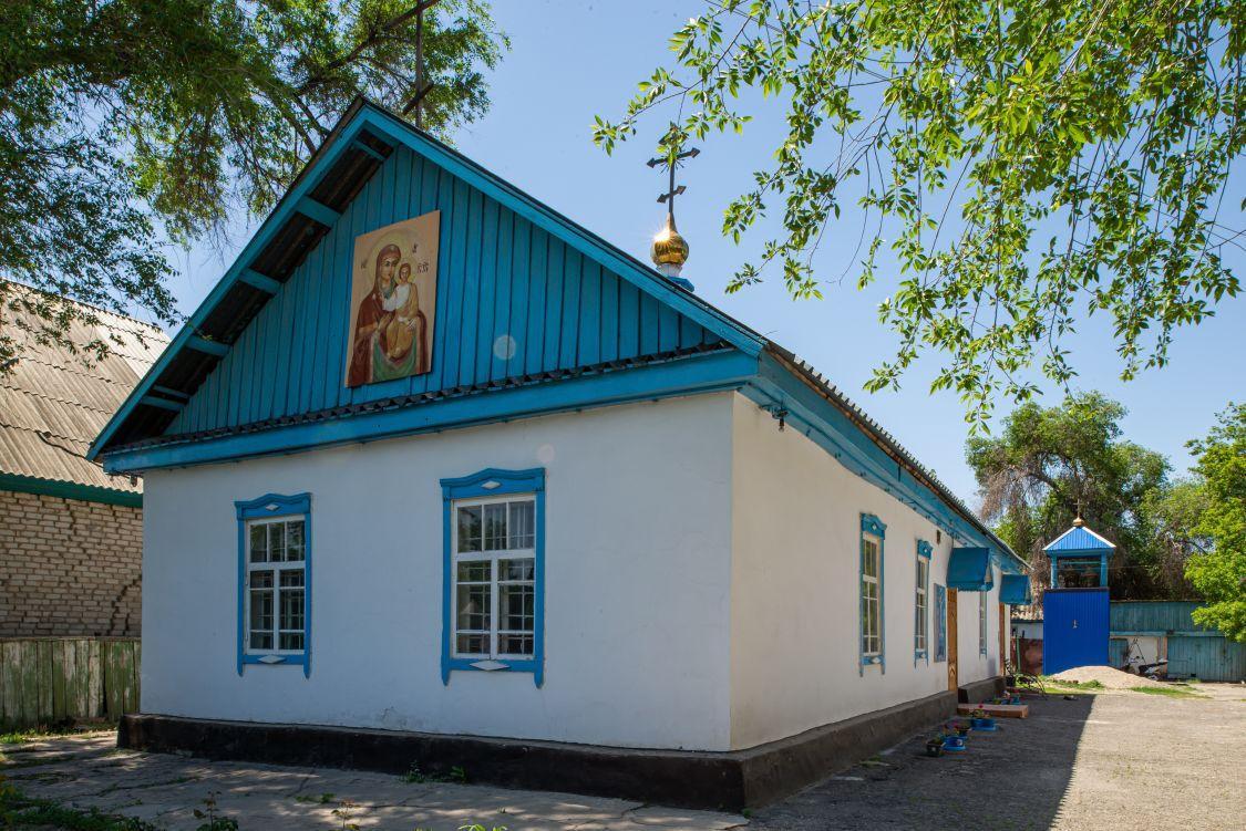 Казахстан, Алматинская область, Уштобе. Домовая церковь Михаила Архангела, фотография.