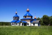 Барвиха. Николая Чудотворца (строящаяся), церковь