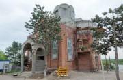 Новотерский. Неизвестная церковь (строящаяся)