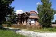 Церковь Троицы Живоначальной (строящаяся) - Илькино - Киржачский район - Владимирская область
