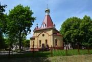 Железногорск. Варвары великомученицы, церковь