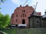 Церковь Марии Магдалины на Сетуни (каменная) - Раменки - Западный административный округ (ЗАО) - г. Москва
