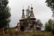 Церковь Дионисия и Амфилохия Глушицких - Сосновец - Сокольский район - Вологодская область