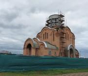 Минск. Сергия Радонежского, церковь